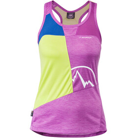 La Sportiva Earn Sleeveless Shirt Women pink